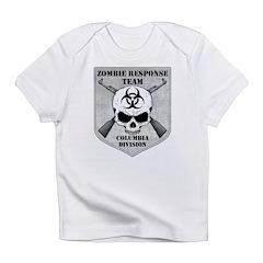 Zombie Response Team: Columbia Division Infant T-S