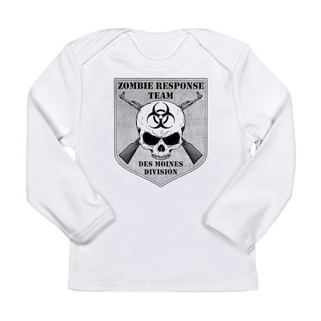 Zombie Response Team: Des Moines Division Long Sle