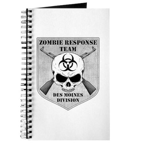 Zombie Response Team: Des Moines Division Journal