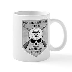 Zombie Response Team: Des Moines Division Mug