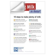 Making Milk is Easy Wall Art Wall Decal