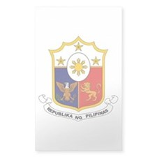 """Philippines COA"" Decal"