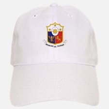 """Philippines COA"" Baseball Baseball Cap"