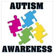 Autism Wall Art Poster
