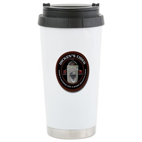 Hot Dicken's Cider Stainless Steel Travel Mug