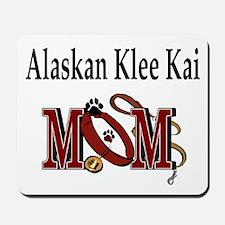 Alaskan Klee Kai Mousepad