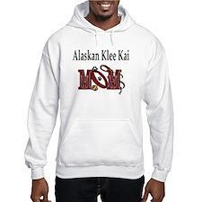 Alaskan Klee Kai Hoodie
