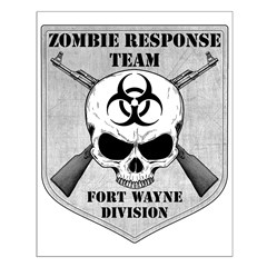 Zombie Response Team: Fort Wayne Division Posters