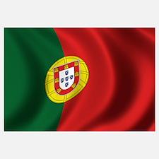 Flag of Portugal Wall Art
