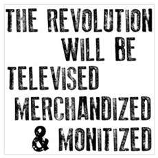 Revolution (For Sale) Wall Art Poster