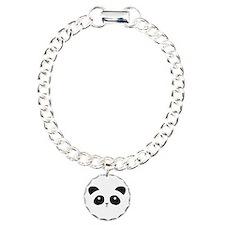 Panda Face Bracelet