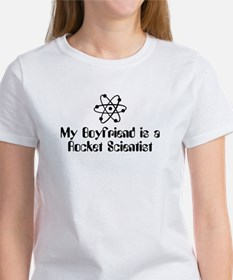 My Boyfriend is a Rocket Scientist Tee