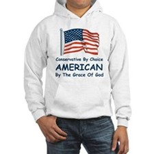 Conservative By Choice Hoodie