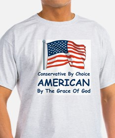 Conservative By Choice T-Shirt