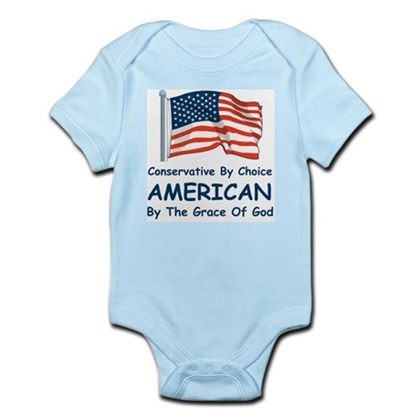 Conservative By Choice Infant Bodysuit