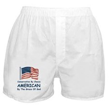 Conservative By Choice Boxer Shorts