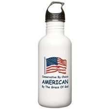 Conservative By Choice Water Bottle