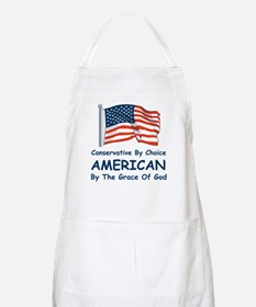 Conservative By Choice Apron