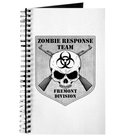 Zombie Response Team: Fremont Division Journal
