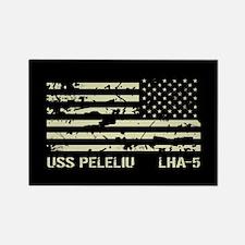 USS Peleliu Rectangle Magnet