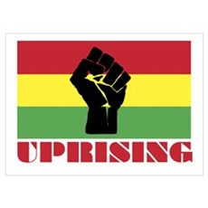 UPRISING Wall Art Poster