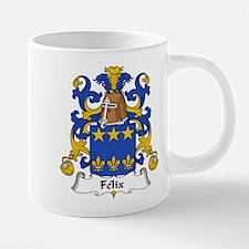 Felix Family Crest Mugs