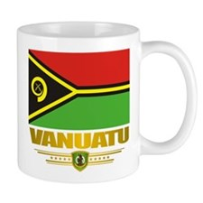 """Vanuatu Flag"" Mug"