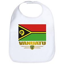 """""""Vanuatu Flag"""" Bib"""
