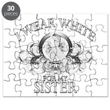 I Wear White for my Sister (f Puzzle