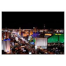 Las Vegas Strip Wall Art