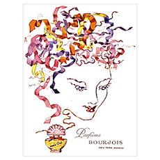 Bourjois Wall Art Poster