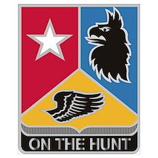 DUI-71st Battlefield Surveillance Bde Mini Poster Poster