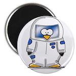 Astronaut Penguin Magnet