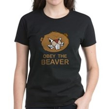 Obey The Beaver Tee