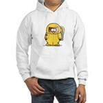 BioHazard Penguin Hooded Sweatshirt