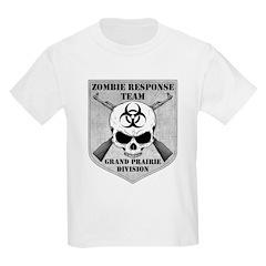 Zombie Response Team: Grand Prairie Division T-Shirt