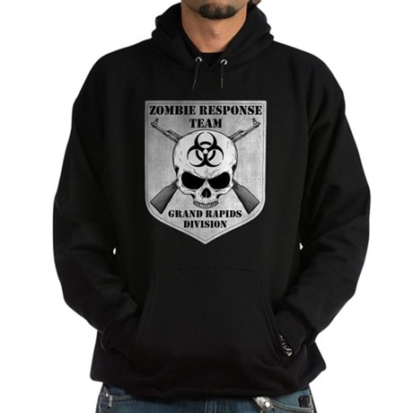 Zombie Response Team: Grand Rapids Division Hoodie