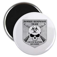 Zombie Response Team: Grand Rapids Division Magnet