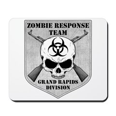 Zombie Response Team: Grand Rapids Division Mousep