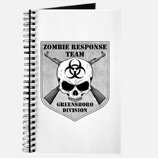 Zombie Response Team: Greensboro Division Journal