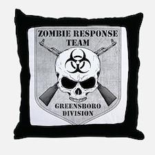 Zombie Response Team: Greensboro Division Throw Pi