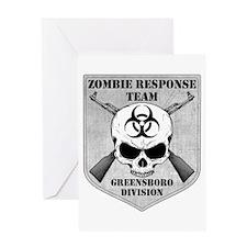 Zombie Response Team: Greensboro Division Greeting