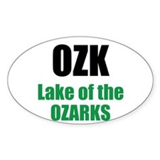 Lake of the Ozarks - OZK Gear Decal