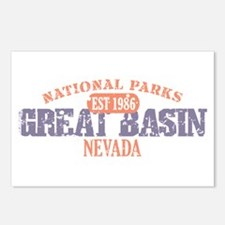 Great Basin National Park NV Postcards (Package of