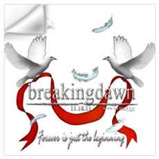 Breakingdawn Forever is just Wall Art Wall Decal