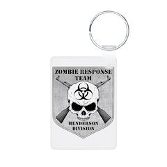 Zombie Response Team: Henderson Division Keychains