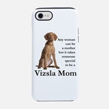 Vizsla Mom iPhone 7 Tough Case