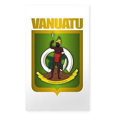 """""""Vanuatu COA"""" Decal"""
