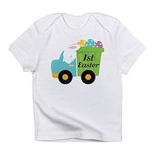 1st Easter Bunny Egg Truck Infant T-Shirt