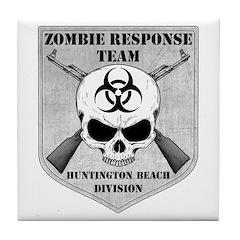Zombie Response Team: Huntington Beach Division Ti